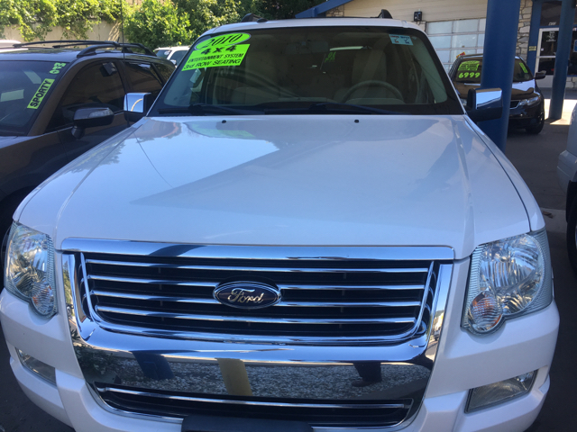 2010 Ford Explorer Limited 4x4 4dr SUV - Sonora CA