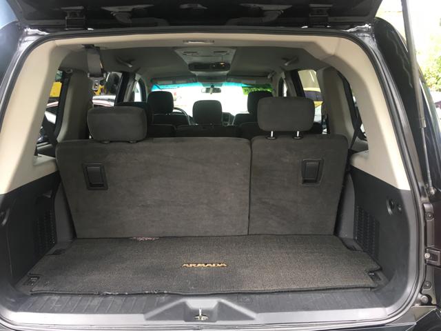 2008 Nissan Armada SE 4x4 4dr SUV - Sonora CA