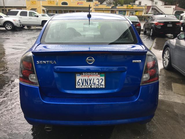 2012 Nissan Sentra 2.0 SR 4dr Sedan - Sonora CA