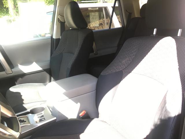 2010 Toyota 4Runner SR5 4x4 4dr SUV (4.0L V6) - Sonora CA