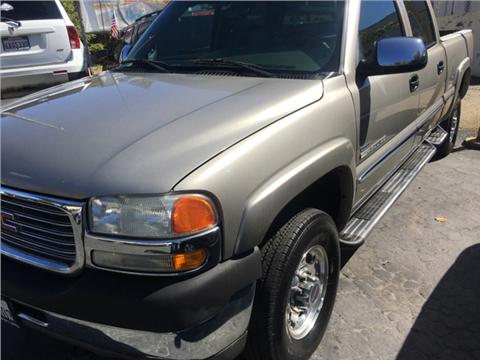 2002 GMC Sierra 2500HD for sale in Sonora, CA