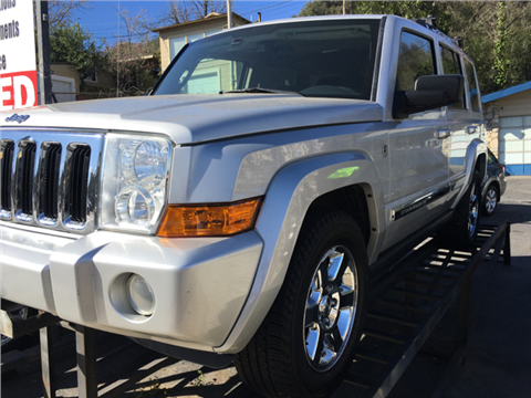2008 Jeep Commander for sale in Sonora, CA