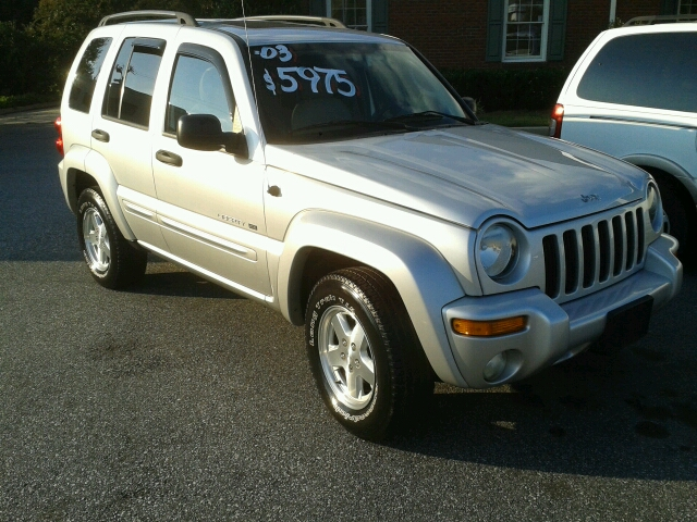 2003 Jeep Liberty - Greer, SC