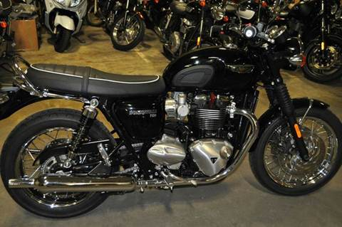 2016 Triumph T120 for sale in Swansea, MA