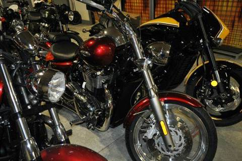 2014 Triumph Thunderbird for sale in Swansea, MA
