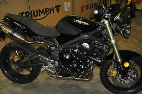 2010 Triumph STREET TRIPLE for sale in Swansea, MA