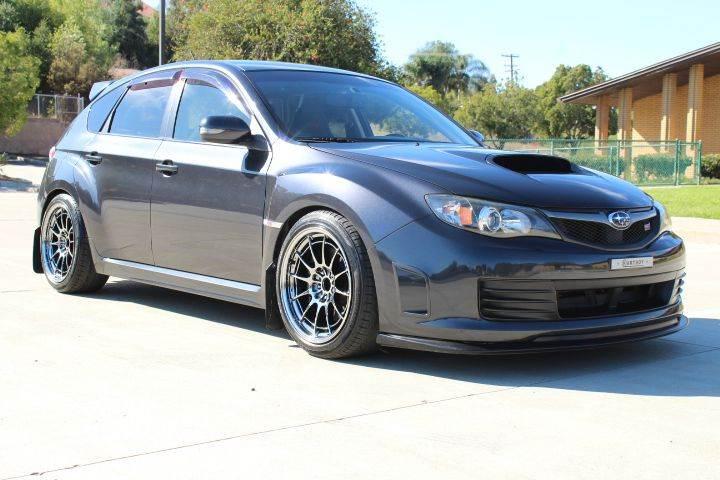 Subaru Impreza Hatchback >> Main
