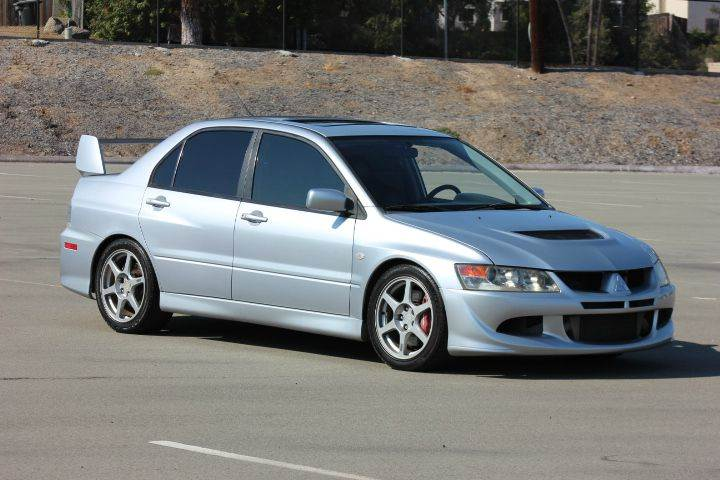 2005 mitsubishi lancer evolution viii awd 4dr turbo sedan in spring valley ca san diego auto club. Black Bedroom Furniture Sets. Home Design Ideas