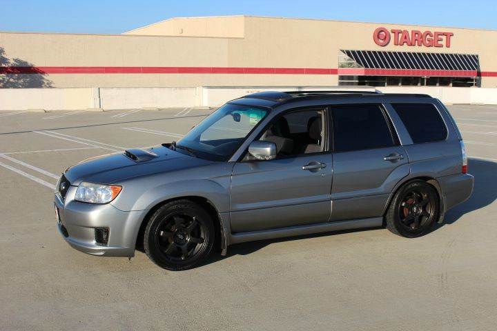 2007 subaru forester sports 25 xt awd 4dr wagon 25l f4