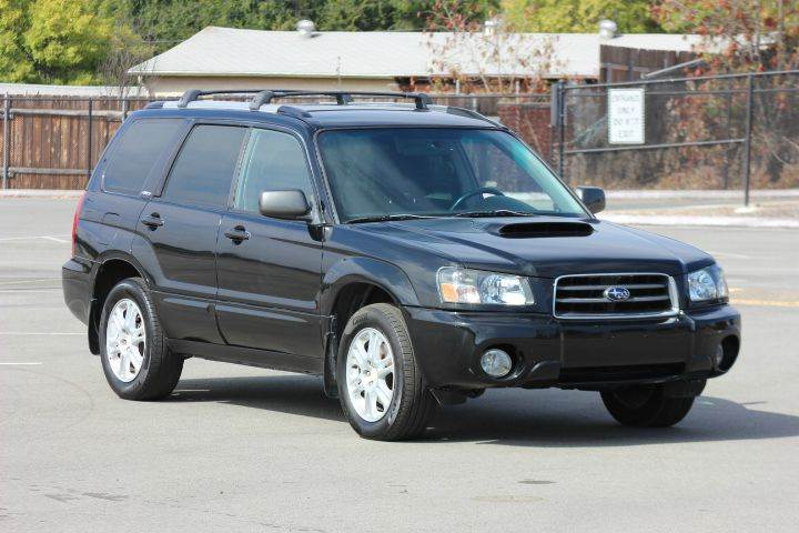 2004 subaru forester awd 4dr xt turbo wagon in spring valley ca san diego auto club. Black Bedroom Furniture Sets. Home Design Ideas