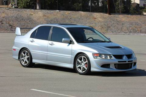 2005 Mitsubishi Lancer Evolution for sale in Spring Valley, CA