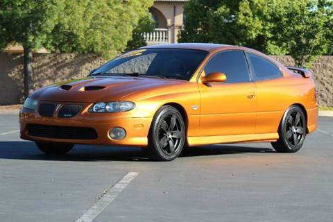 2006 Pontiac GTO for sale in Spring Valley, CA