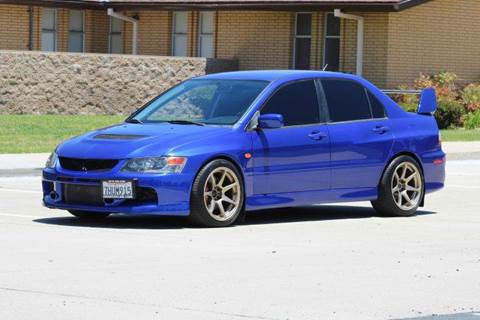 2006 mitsubishi lancer evolution ix awd ix 4dr sedan