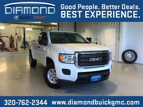2017 GMC Canyon for sale in Alexandria, MN