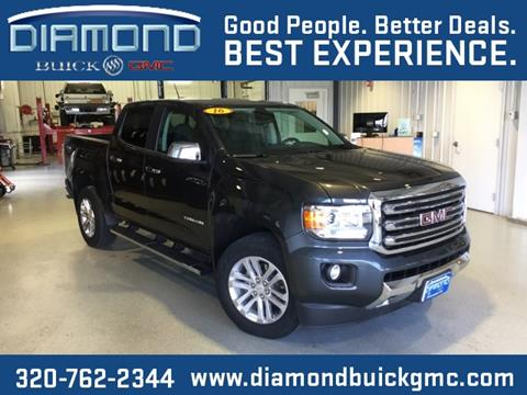 2016 Gmc Canyon For Sale In Minnesota