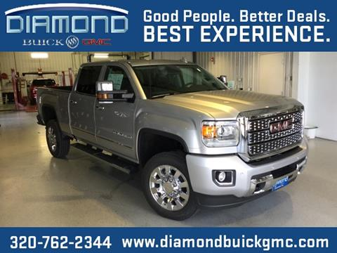 2018 GMC Sierra 2500HD for sale in Alexandria, MN