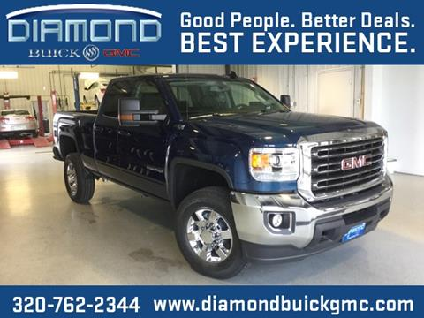 2017 GMC Sierra 2500HD for sale in Alexandria, MN