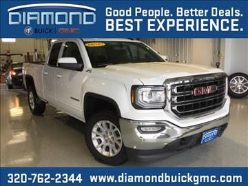 2016 Gmc Sierra 1500 For Sale Alexandria Mn