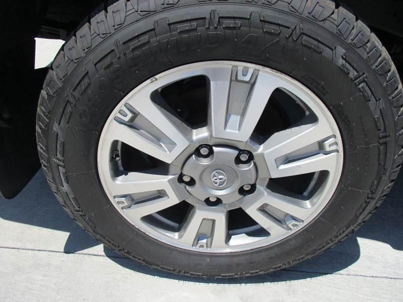 2012 Toyota Tundra 4x4 Grade 4dr CrewMax Cab Pickup SB (5.7L V8 FFV) - Rossville GA