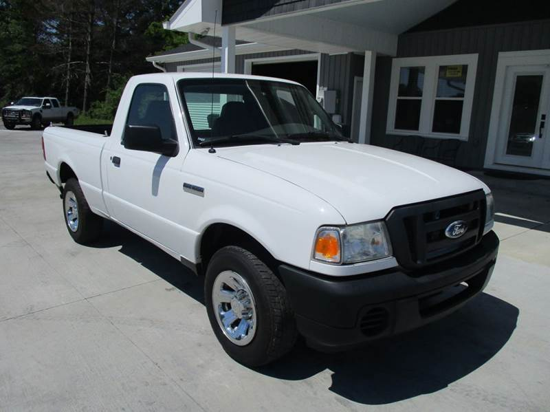 2008 Ford Ranger XL 4x2 Regular Cab 2dr LB - Rossville GA