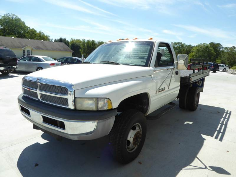 1999 Dodge Ram Chassis 3500 Work Truck 2WD - Rossville GA
