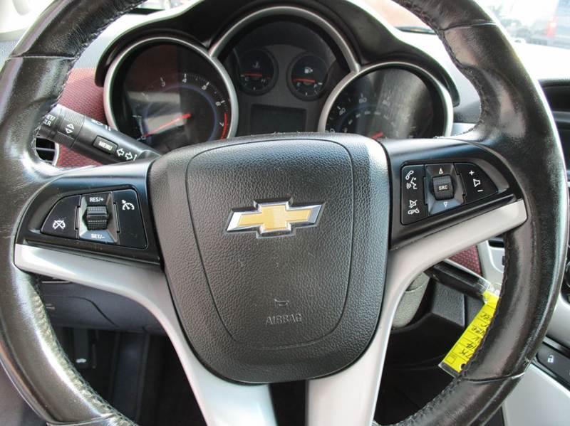 2014 Chevrolet Cruze 1LT Auto 4dr Sedan w/1SD - Rossville GA
