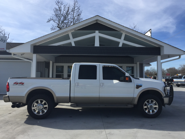 2009 Ford F-250 Super Duty 4x4 King Ranch 4dr Crew Cab 6.8 ft. SB Pickup - Rossville GA