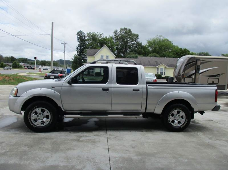 2004 Nissan Frontier 4dr Crew Cab XE-V6 Rwd LB - Rossville GA