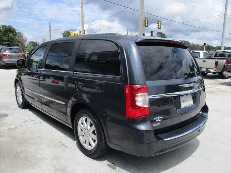 2014 Chrysler Town and Country Touring 4dr Mini-Van - Rossville GA
