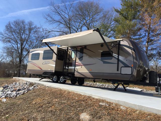 2015 Keystone Cougar  - Rossville GA