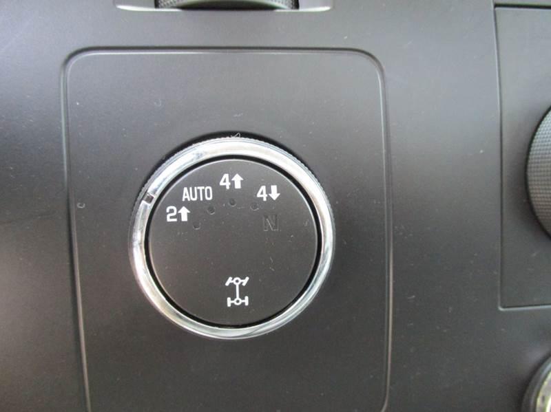 2008 Chevrolet Silverado 1500 4WD LT1 2dr Regular Cab 8 ft. LB - Rossville GA