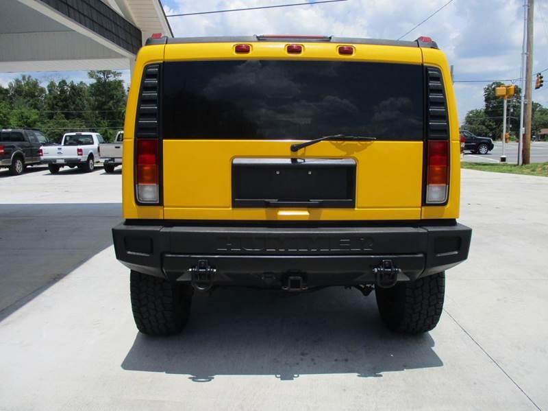2004 HUMMER H2 4WD 4dr SUV - Rossville GA