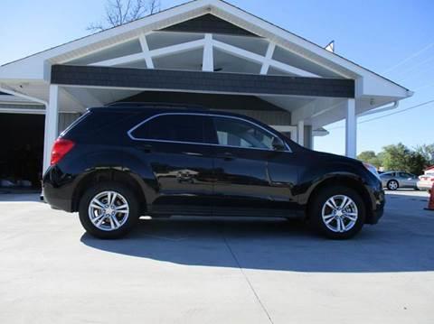 2010 Chevrolet Equinox for sale in Rossville, GA
