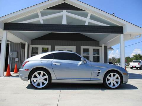 2004 Chrysler Crossfire for sale in Rossville, GA