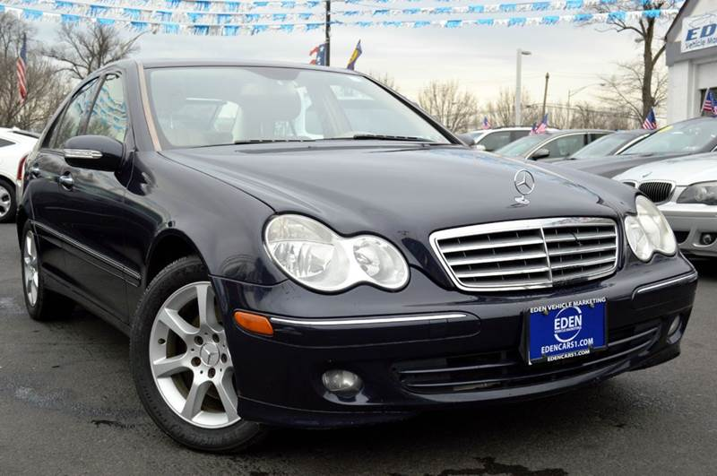 2007 mercedes benz c class awd c280 luxury 4matic 4dr for Mercedes benz of philadelphia