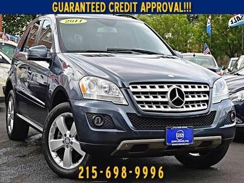 Eden Auto Sales Philadelphia >> Mercedes-Benz M-Class For Sale Philadelphia, PA - Carsforsale.com