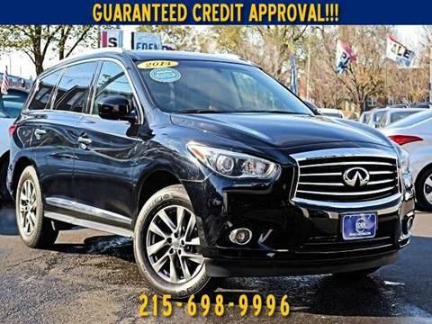 Eden Auto Sales Philadelphia >> 2014 Infiniti QX60 For Sale - Carsforsale.com