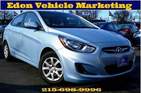 Eden Auto Sales Philadelphia >> 2014 Hyundai Accent For Sale Asheville, NC - Carsforsale.com