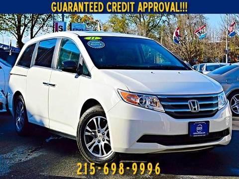 Eden Auto Sales Philadelphia >> 2011 Honda Odyssey For Sale - Carsforsale.com