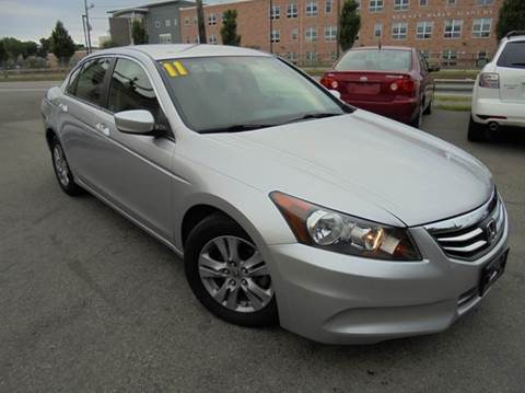 2011 Honda Accord for sale in Revere, MA