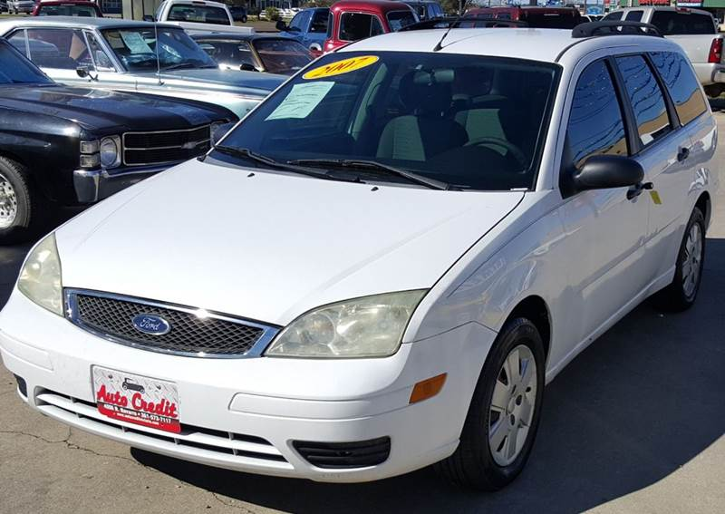 2007 ford focus zxw ses 4dr wagon in victoria tx auto credit. Black Bedroom Furniture Sets. Home Design Ideas