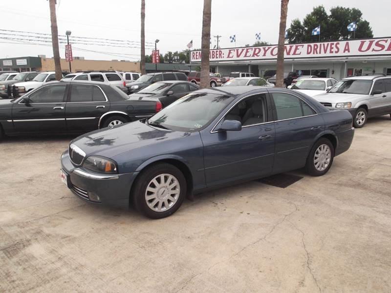 2005 Lincoln LS