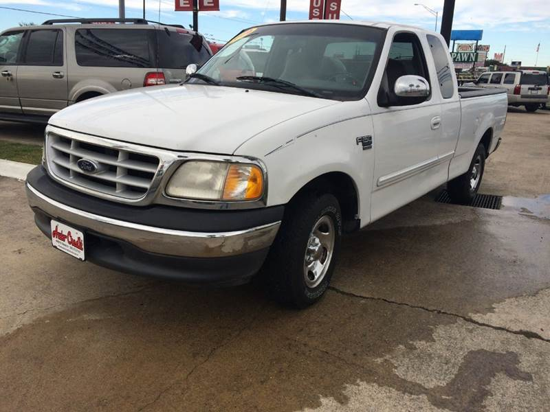 1999 ford f 150 lariat 4dr extended cab lb in victoria tx auto credit. Black Bedroom Furniture Sets. Home Design Ideas