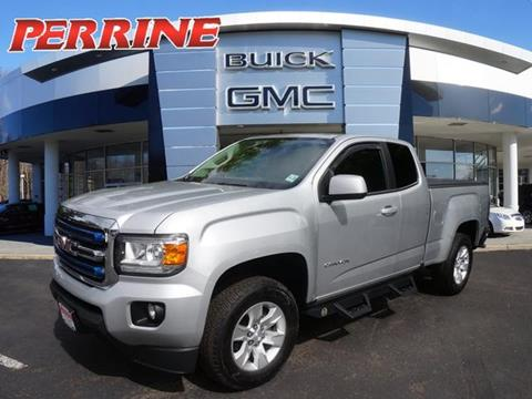 2015 GMC Canyon for sale in Cranbury, NJ