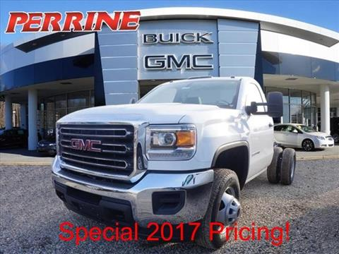 2017 GMC Sierra 3500HD for sale in Cranbury, NJ