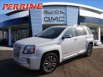 2017 GMC Terrain for sale in Cranbury, NJ