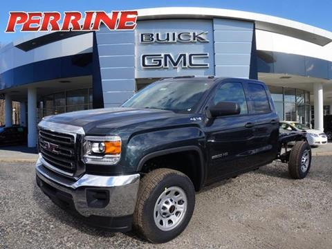 2017 GMC Sierra 2500HD for sale in Cranbury, NJ