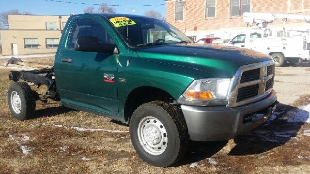 2010 dodge ram pickup 2500 4x4 st 2dr regular cab 8 ft lb for Blue creek motors lewellen nebraska