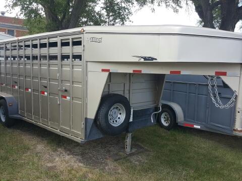 Used trailers for sale nebraska for Blue creek motors lewellen nebraska
