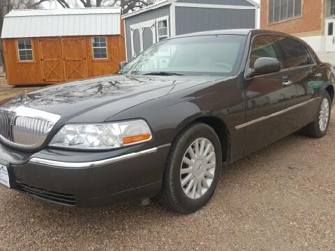 Lincoln town car for sale for Blue creek motors lewellen nebraska